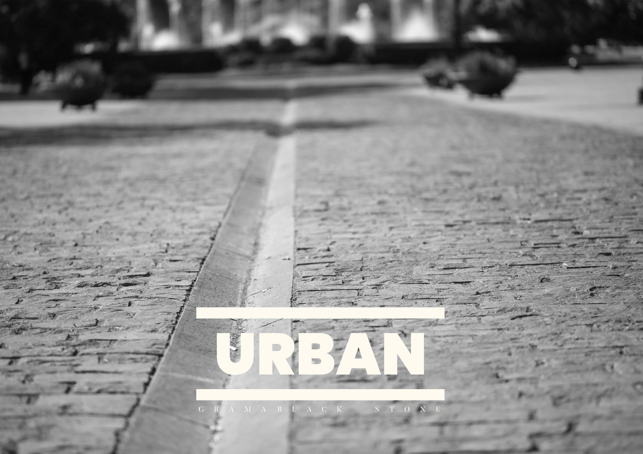 Nuestra Serie Urban en Gramablack