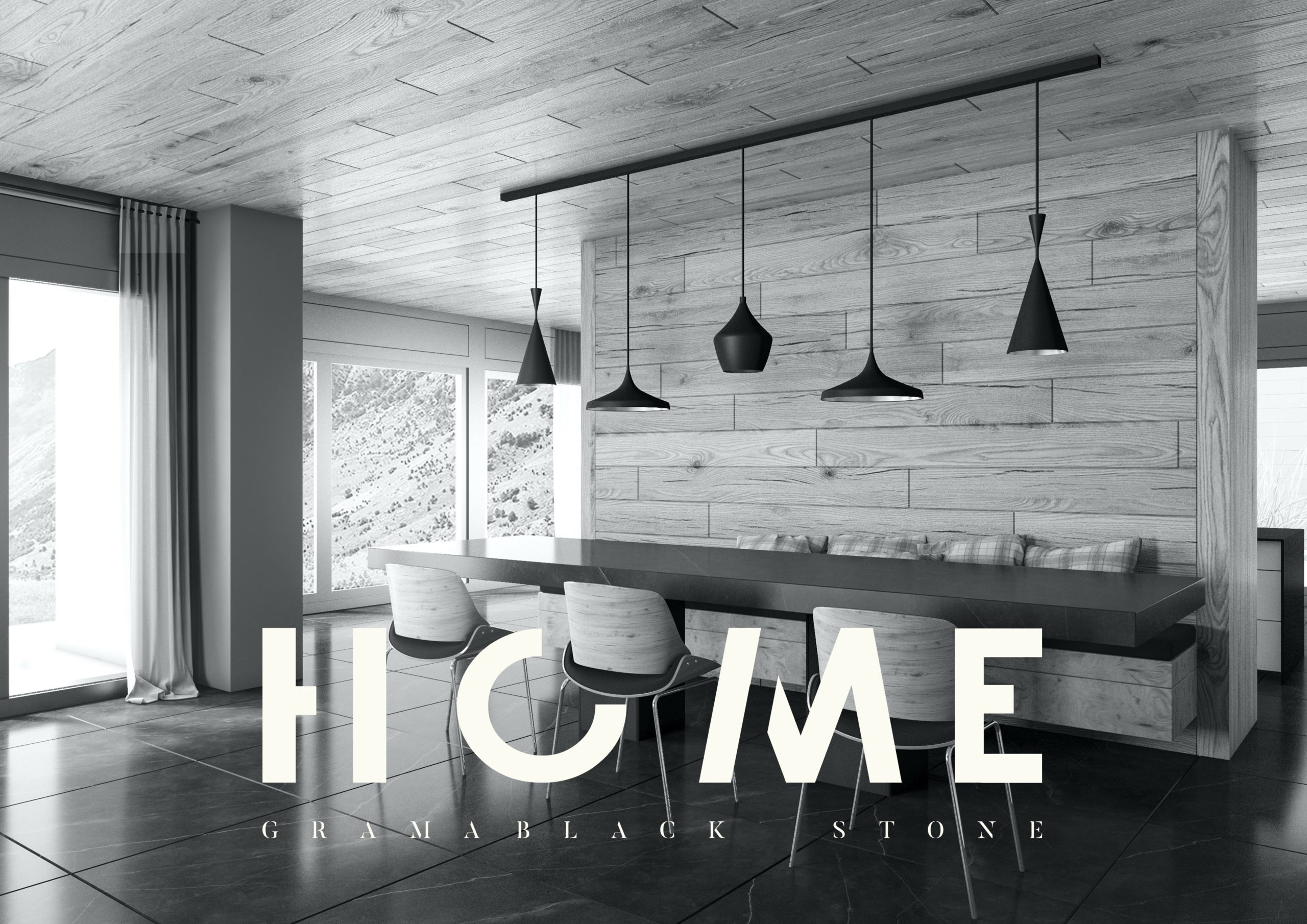 La Serie Home en Gramablack®